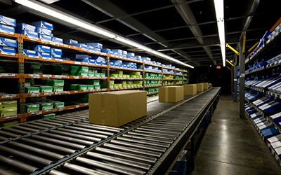 NAVUG: The Thought Process and Design of Warehouse Management