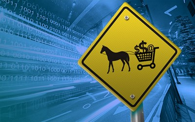Don't put the e-commerce shopping cart before the horse