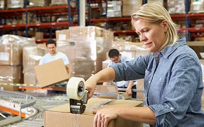 The Thought Process and Design of Warehouse Management