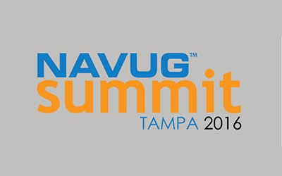 NAVUG SUMMIT 2016