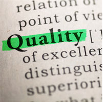 Evaluate the cost benefit of quality
