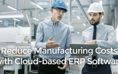 Cloud Manufacturing Reduces Costs