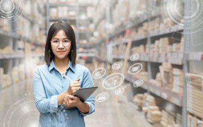 The Benefits of an Integrated Inventory Management Solution